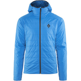 Black Diamond First Light Hoody Jacket Men Bluebird